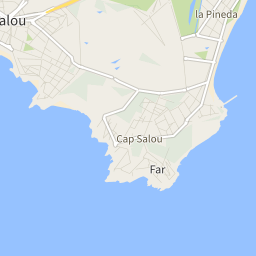 Map Of Spain Showing Salou.Accommodation For Rent In Salou Spain Housinganywhere
